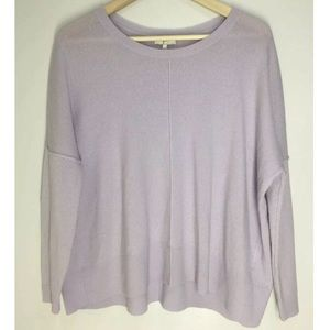 JOIE Long Sleeve Cashmere Blend Sweater Pullover